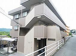 大阪府河内長野市木戸町の賃貸マンションの外観