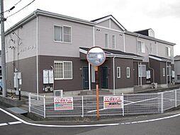 和歌山県岩出市中島の賃貸アパートの外観