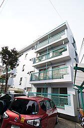 神奈川県川崎市川崎区小田2丁目の賃貸マンションの外観