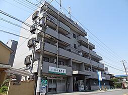 千葉県千葉市中央区末広3丁目の賃貸マンションの外観