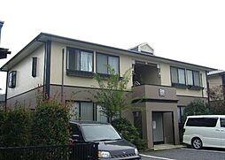埼玉県川越市今成2丁目の賃貸アパートの外観