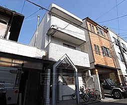 京都府京都市北区烏丸通鞍馬口上る小山町の賃貸マンションの外観