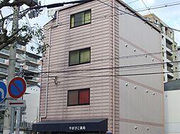 ヤマビコハイツ[3階]の外観