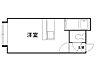 間取り,ワンルーム,面積18.63m2,賃料2.0万円,札幌市営南北線 北34条駅 徒歩12分,札幌市営南北線 麻生駅 徒歩14分,北海道札幌市東区北三十五条東2丁目8番2号