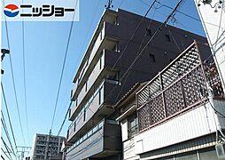 クレセール名駅[4階]の外観