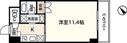 シャルムIKENOKO[2階]の間取り