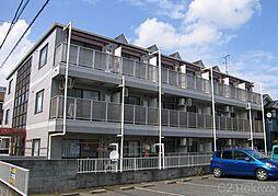 埼玉県朝霞市栄町1丁目の賃貸マンションの外観