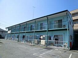 コモード石井町1[2階]の外観