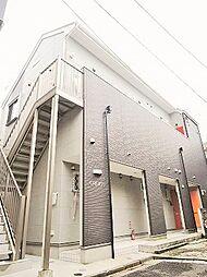 神奈川県川崎市川崎区浅田1丁目の賃貸アパートの外観