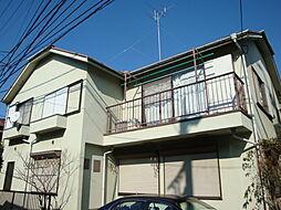 東京都日野市日野台1丁目の賃貸アパートの外観