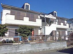 エステート松原B[2階]の外観