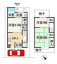 桂川駅 820万円