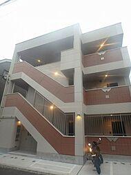 神奈川県川崎市川崎区四谷下町の賃貸マンションの外観