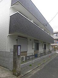 リブフラット東六郷[2階]の外観