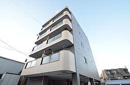 ソレアードII[4階]の外観
