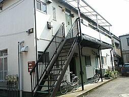 早川コーポII[201号室]の外観