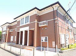 静岡県富士宮市淀平町の賃貸アパートの外観