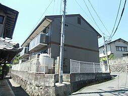 広島県広島市佐伯区屋代3の賃貸アパートの外観