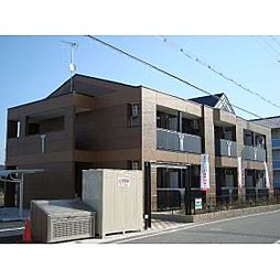 滋賀県犬上郡豊郷町三ツ池の賃貸マンションの外観