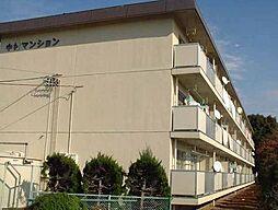中村マンション[101号室]の外観