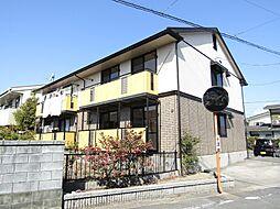 愛知県知多市清水が丘2丁目の賃貸アパートの外観
