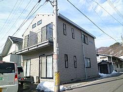 長野県諏訪市湯の脇1丁目の賃貸アパートの外観