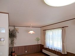 JR函館本線 小樽築港駅 バス18分 望洋台下車 徒歩2分 4LDKの居間