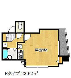 マンションマイウェイ[7階]の間取り