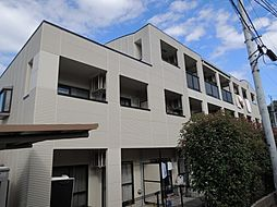 東京都町田市旭町3丁目の賃貸アパートの外観