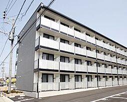 レオパレスSHIBATAIII[3階]の外観