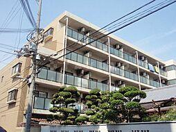 上新庄駅前グランドハイツ北[4階]の外観