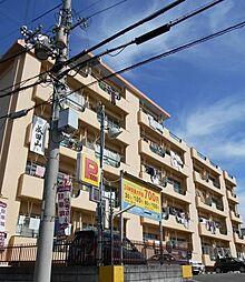 芳栄ハイツ[3階]の外観
