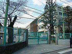 小学校高井戸第三小学校 まで595m