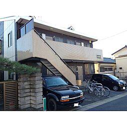 コーポヤマオカ[2階]の外観