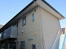 神奈川県川崎市幸区鹿島田3丁目の賃貸アパートの外観