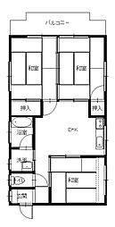 新大工町駅 5.5万円