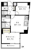 8階部分、角部屋につき暖かく風通りの良いお部屋
