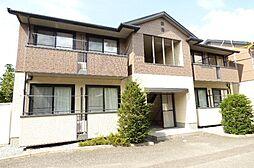 長野県長野市松代町東条の賃貸アパートの外観
