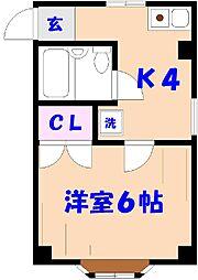 ラパニエール8[301号室]の間取り
