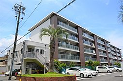 静岡県静岡市清水区宮下町の賃貸マンションの外観