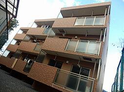 滋賀県大津市大江5丁目の賃貸マンションの外観