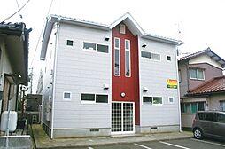 石川県野々市市本町6丁目の賃貸アパートの外観