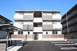 福岡県福岡市南区若久4丁目の賃貸アパートの外観