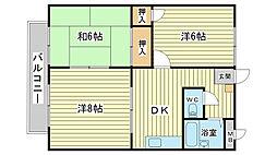 加古川駅 5.0万円