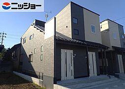 ミキホーム A棟[1階]の外観