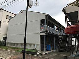 ビスタ安立[2階]の外観