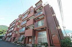 福岡県北九州市小倉北区寿山町の賃貸マンションの外観