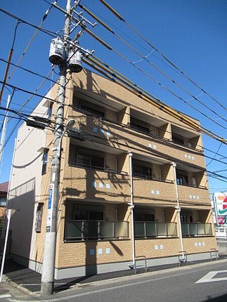 ルーナピエーナ 3階の賃貸【東京都 / 練馬区】