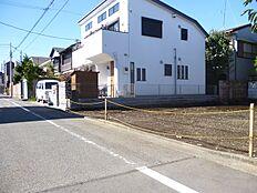 現地と道路1
