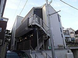 神奈川県横浜市磯子区洋光台1丁目の賃貸アパートの外観
